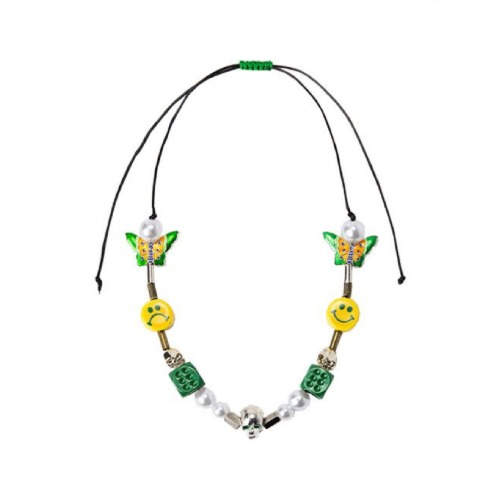 [SEASON OFF SALE] NEW SMILE NECKLACE (CHRISTMAS LIMITED VERSION)